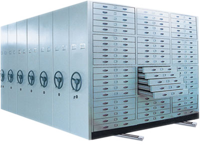 compac-stor-Mobile-shelving-with-drawers